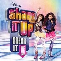 Shake It Up: Break It Down (Indul A Risza!) filmzene