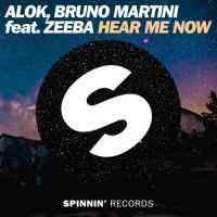 Alok, Bruno Martini, Zeeba - Hear me now