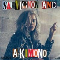 Sauvignon and a Kimono