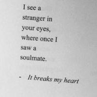 A Soulmate Who Wasn't Meant to Be