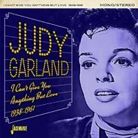 Judy Garland - I can't give you anything but love, baby