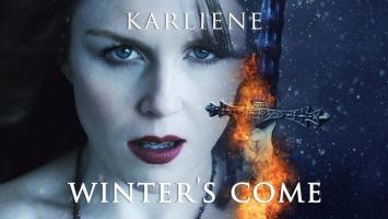 Winter's come