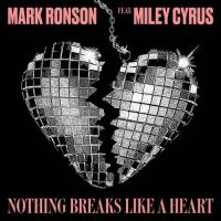Mark Ronson feat. Miley Cyrus single
