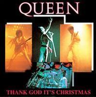 Thank God It's Christmas (Single)