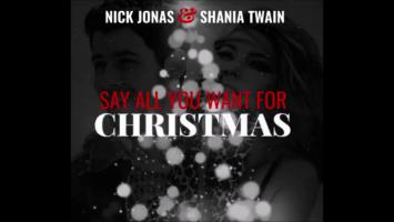 Say all you want for Christmas (Single)
