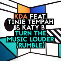 Turn The Music Louder