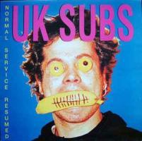 UK Subs - You Don't Belong