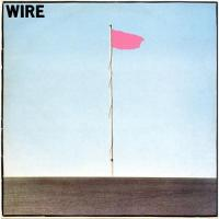 Pink flag