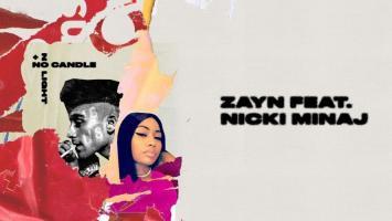 ZAYN feat. Nicki Minaj - No Candle No Light